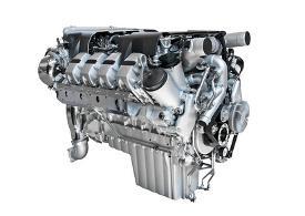 Dieselmotor - der Motor mit dem höchsten Wirkungsgrad für BHKW