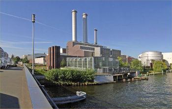 Heizkraftwerk Berlin-Mitte