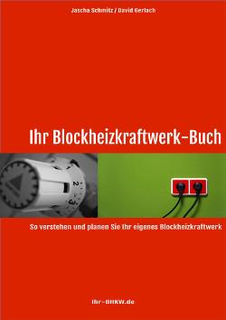 Cover-Grafik: Ihr Blockheizkraftwerk-Buch